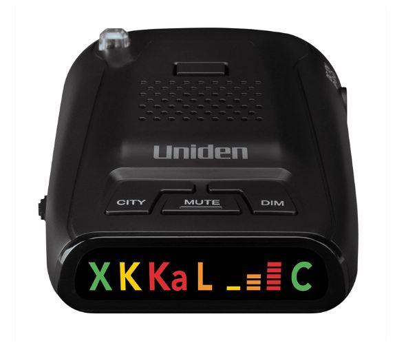 Uniden DFR1 radar