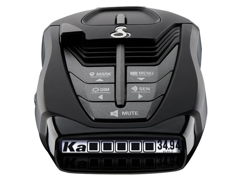 COBRA RAD480i laser detector