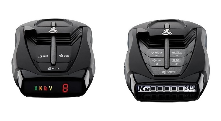 cobra rad380 vs rad480i comparison